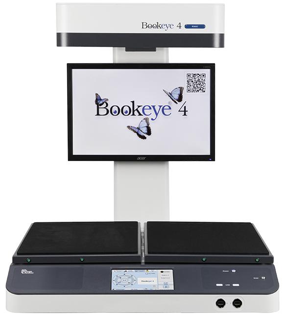 Bookeye 4 V2