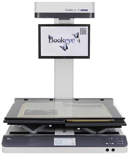 Bookeye 4 V1A