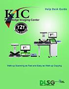 KIC Bookeye 4 Help Desk Guide Thumbnail