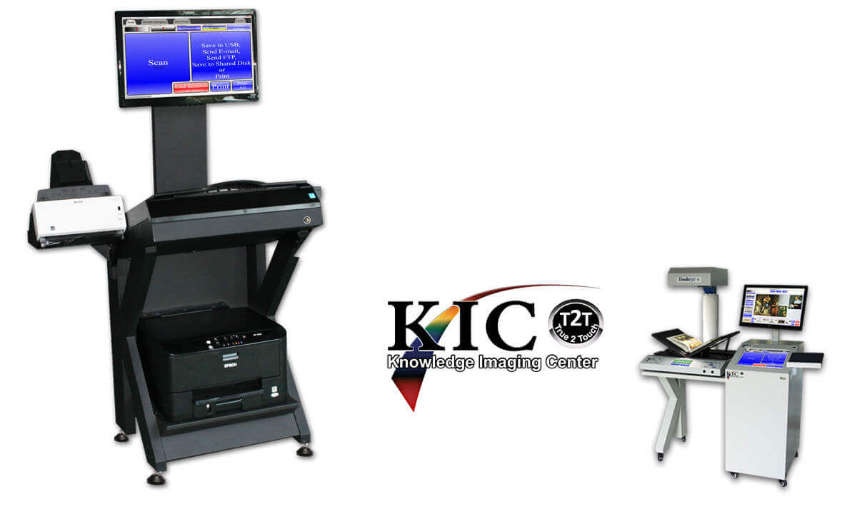 KICs Do NOT Require Any Paper or Toner