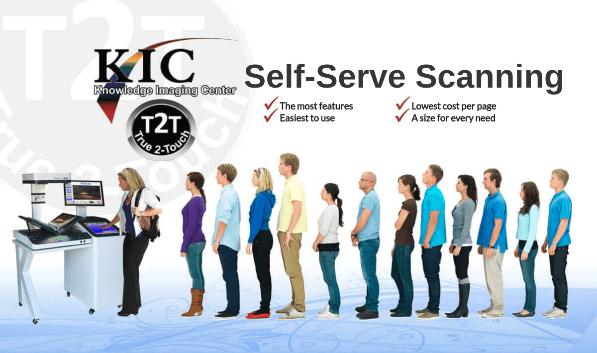 KIC Self-Serve Scanning