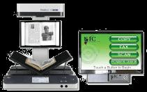 Bookeye 4 scanner
