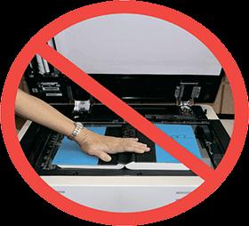 No-copiers