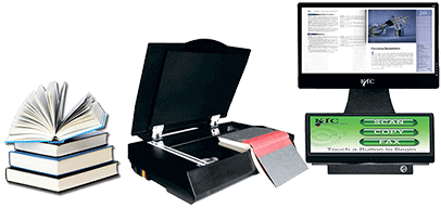 KIC Bookedge Scanners