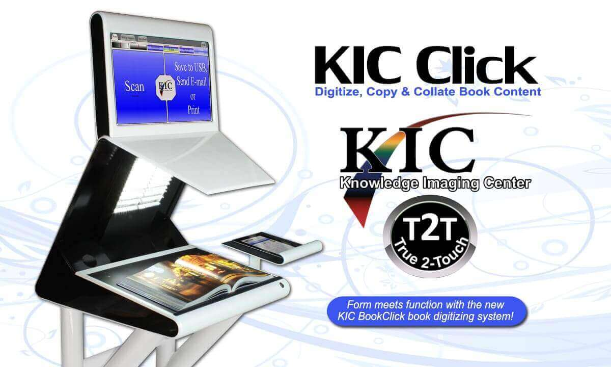 KIC Click True 2 Touch