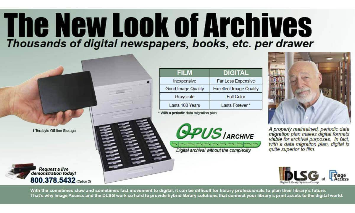 Opus archive