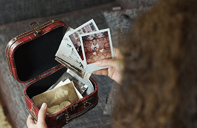 Find your treasure trove of memories