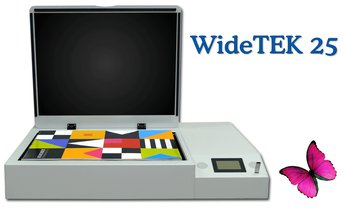 WideTek 25 Scanners